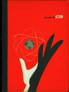 All sizes | Our Friend the Atom cover | Flickr Photo Sharing! #illustration