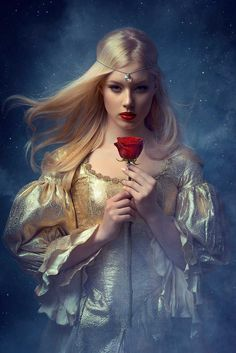 Conceptual and Fairy Tale Portrait Photography by Ivan Bliznetsov