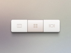 Rectangular buttons with white signals Free Psd. See more inspiration related to Button, White, Buttons, Psd, Rectangle, Material, Push, Horizontal, Push button, Rectangular, Signals and Psd material on Freepik.