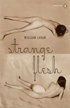 Strange Flesh #cover #layout #book #poster
