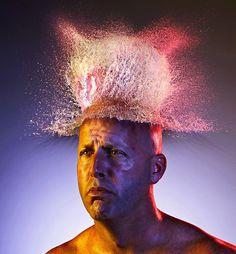 water wigs #portrait #water