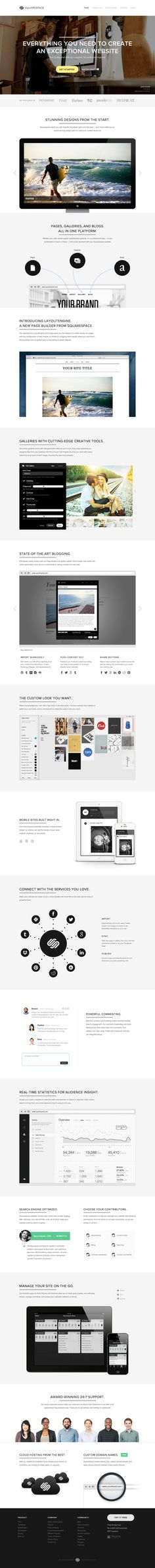 squarespace #design #web #ui