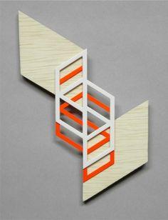 The Jealous Curator #shapes #fettingis #geometry #sandra