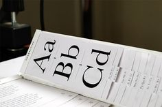 Typefaces Packaging | Top Design Magazine - Web Design and Digital Content #typface #typography