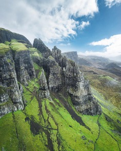 Majestic Outdoor Landscapes in Scotland by James Theo