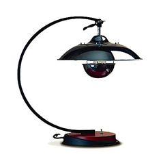 music and light--MID-CENTURY MODERN DESIGN | Task Lamp, 1929 #lamp #design #task #industrial #1929