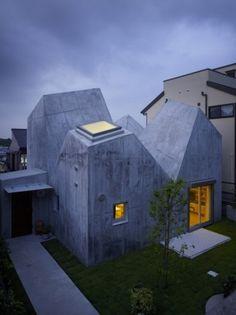 港北の住宅 « トラフ建築設計事務所 #houses #architecture #japan