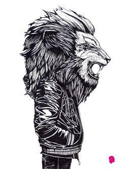 Leo by Marlo Guanlao #illustration