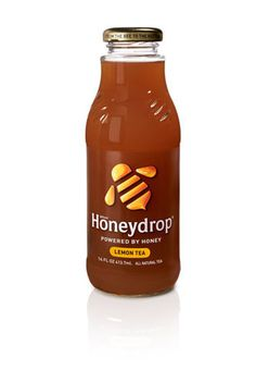 Before & After:Â Honeydrop - TheDieline.com - Package Design Blog #packaging #food