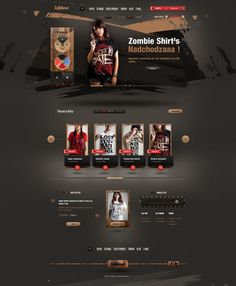Web design inspiration | #314 « From up North | Design inspiration & news