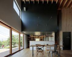 Tab House by Takanori Ineyama Architects