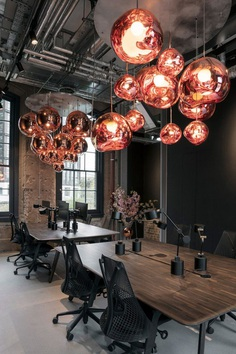 The Coal Office: New Home for Tom Dixon's Latest Experiments and Innovations 5