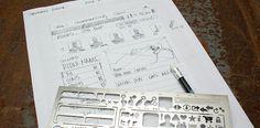 iPad Stencil Kit #ux #stencils #ui