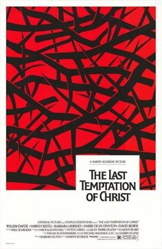 The One-Sheet Repository - The Last Temptation of Christ (1988)