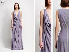 asu aksu / collections / ss2012 borderline no 18 #asu #white #collection #aksu #borderline #grey #summer #fashion #neon