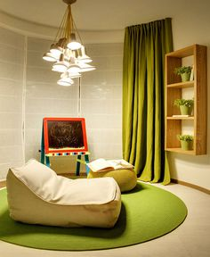 Moscow Apartment Created for a Young Family moscow apartment young family kids bedroom #kids #interior #design #room