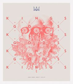 Kings #design #graphic #quality