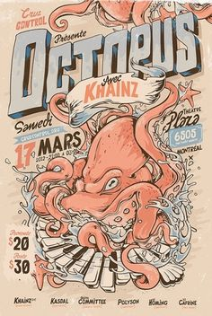 Octopus | Flickr - Photo Sharing!