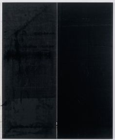 dromik:Wade Guyton Untitled, 2007 epson ultrachrome inkjet on linen 84 x 69 inches/203.2 x 175.3Â cm #art #texture