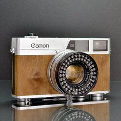 Fancy Canonet Mansonia #camera #canon #analog