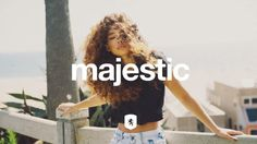 Album review: Majestic Casual – Chapter 1 #cover #design #typography