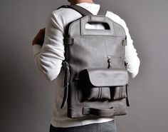 2unfold Laptop Bag By Hard Graft #tech #flow #gadget #gift #ideas #cool