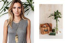 Bruno Tatsumi / Fashion Editorials #brunotatsumi #accessories #bruno #tatsumi #design #luizadias #wood #nature #fashion #editorial #green