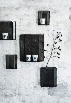 Graphic-ExchanGE - a selection of graphic projects #wall #white #cup