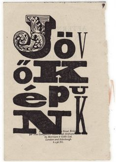 All sizes | Jövőképunk | Flickr - Photo Sharing! #lettering
