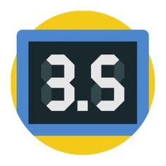 See more icon inspiration related to sports and competition, panel, race, digital, speed, speedometer and car on Flaticon.