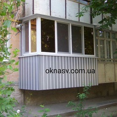 Windows, doors, balconies http://oknasv.com.ua/ curved horn, instagram. Price list.