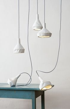 LIKE PAPER on the Behance Network #lamp