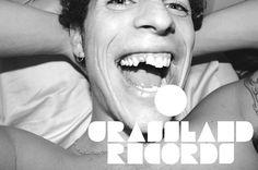 Propaganda - Grassland Records #teeth #modern #photo #grassland #record #photography #music #logo #records