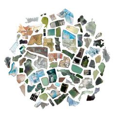 4 | Massive Mosaics Of Images Snatched From Google Satellite View | Co.Design: business + innovation + design #images #top #lands #google #view #parts