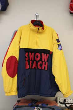 INMYLIFETIMENYC: August 2010 #jacket #snow beach #vintage