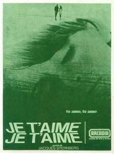 Je t'aime, je t'aime movie posters at MovieGoods.com #movie #resnais #1960 #film
