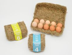 Design;Defined | www.designdefined.co.uk #packaging #natural #eggs #solution
