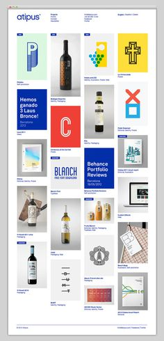 The Web Aesthetic — Showcasing The Best in Web Design #web