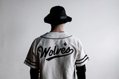 Raised by Wolves #raised by wolves #montreal #baseball #baseball shirt #sport #canada #streetwear