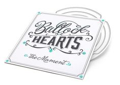 MarkusWreland_BullockHeartsSingle_2 #logotype #album #artwork #cover #art #logo #cd #typography
