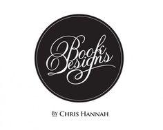 Chris Hannah - Book Covers - Chris Hannah Art Director #chris #blackwhite #hannah #serif #design #book #swirls #minimal #circle #typography