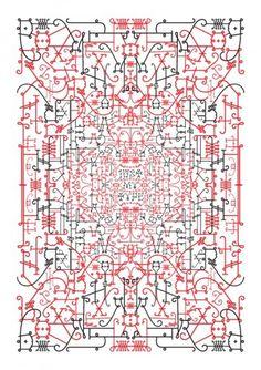 +-+-+ Barnbrook Design | VirusFonts | Blog +-+-+ #lettering #just #my #type #barnbrook
