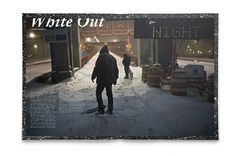 winterzine - DLA #zine #brooklyn #design #graphic #snow #skateboarding #winterzine #magazine