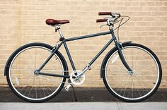 Bedford Single Speed from Brooklyn Bicycle Co. #tech #flow #gadget #gift #ideas #cool