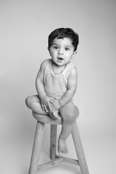 500px / Photo #chair #portrait #baby #stool