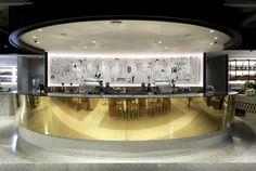 Techne Architecture + Interior Design Creates Landmark Flinders Lane Emporium for Brunetti - InteriorZine