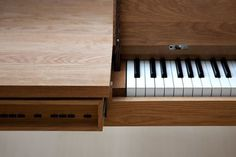Piano Table: Georg Bohle - Jared Erickson | Jared Erickson #pianoa #table