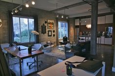 All sizes | Austin Loft | Flickr - Photo Sharing! #loft #design #graphic #shyama #austin #studio #golden