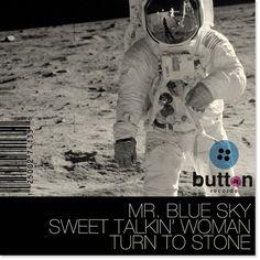 ELO : SAXONCAMPBELL.COM #album #astronaut #design #cover #art #mixtape