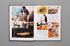 print design, layout